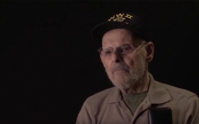 Ash Rothlein – World War 2 Veteran