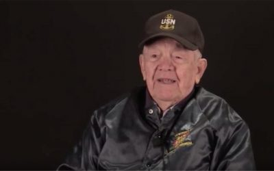 Bud Johnson – World War 2 Veteran