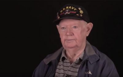 Carl Bonham – World War 2 Veteran