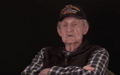 Peter Leaming – World War 2 Veteran
