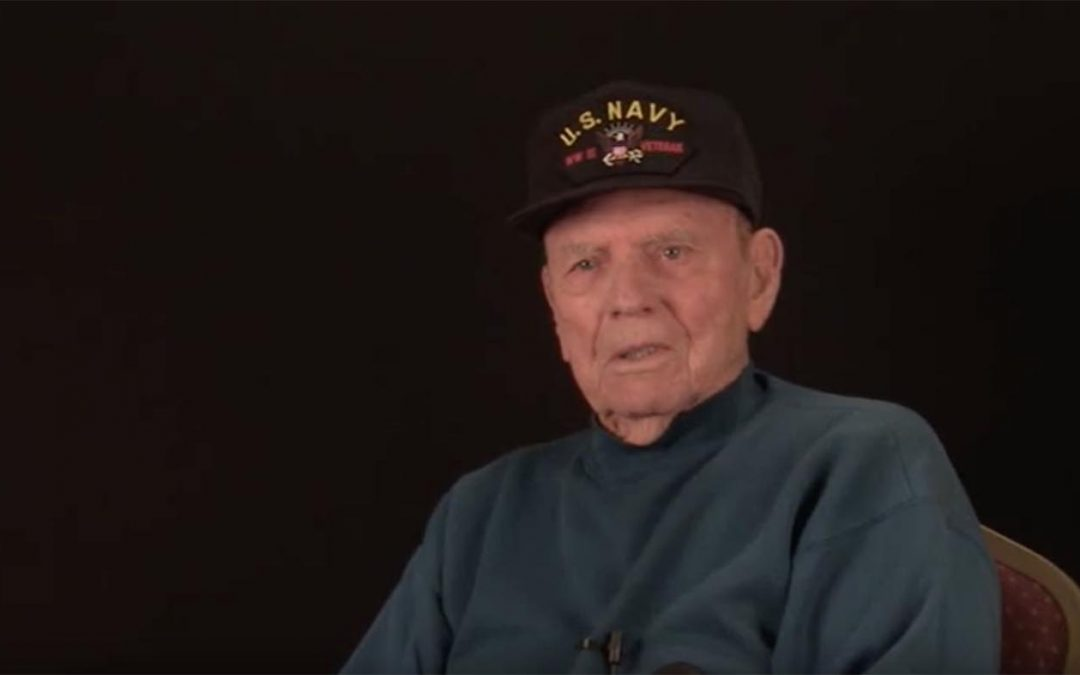 Todd Kimsey – World War 2 Veteran